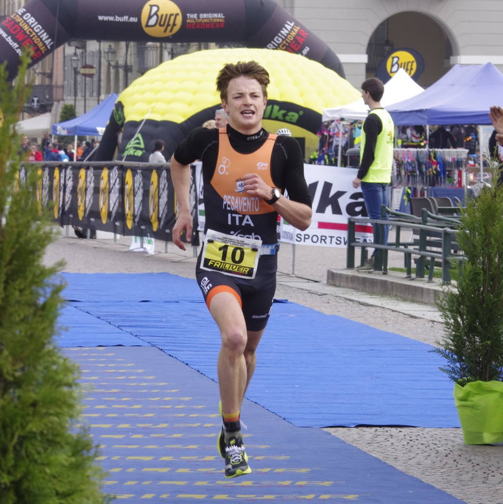 Coppa Europea di Triathlon in Olanda